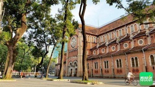 Nhà thờ Đức Bà - ảnh Kim Thanh
