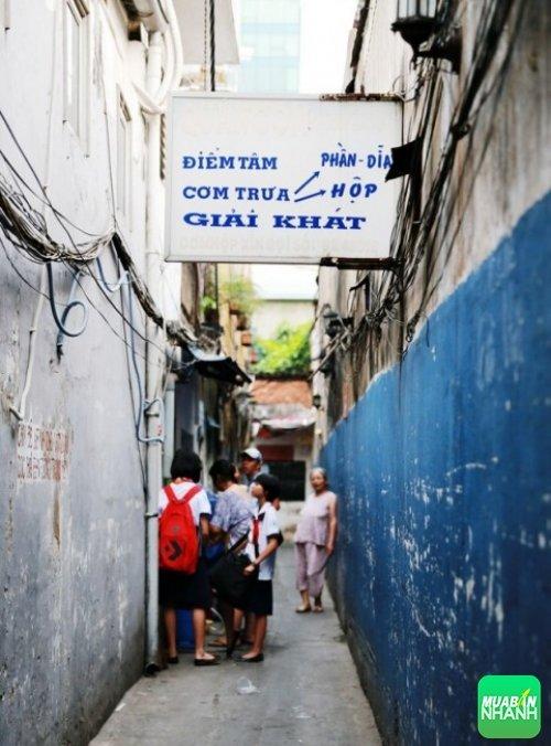 Hẻm - Ảnh: Andy Trần