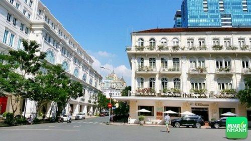 Vẻ đẹp cổ điển của khu trung tâm - Ảnh: Kim Thanh