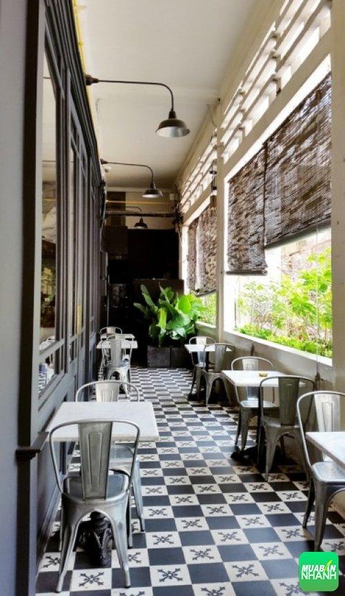 Quán cà phê đẹp và cực kỳ tinh tế - Ảnh: Kim Thanh
