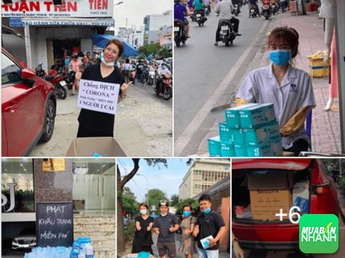 Sài Gòn không giàu từ đồng tiền dơ - chém chặt đồng bào mình lúc khó khăn